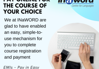 PAY ONLINE FOR THE COURSE OF YOUR CHOICE